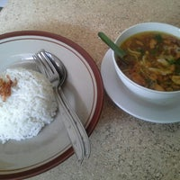 Photo taken at Soto Kudus Kauman by Tony S. on 4/29/2014