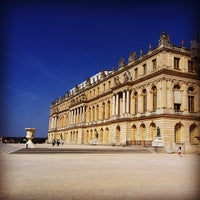 Photo taken at Palace of Versailles by Svetlana A. on 7/14/2013