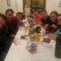 Photo taken at Osteria dei Cavalieri by Александр Т. on 4/15/2014
