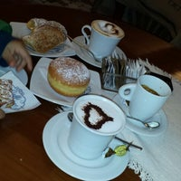 Photo taken at Pasticceria Caffè Cunico by Hilkania A. on 12/23/2013