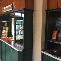 Photo taken at Bahnhof Göhren by Thomas D. on 3/25/2016