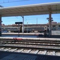 Photo taken at RENFE Reus by Esther on 3/31/2013