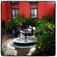 Photo taken at Fiesta Americana Hacienda Galindo by Tebo on 6/22/2013