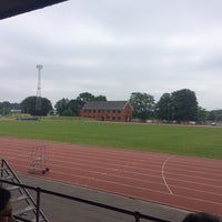 Photo taken at Aldershot Military Stadium by Richard N. on 5/29/2016