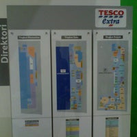 Photo taken at Tesco Extra by Rozailan R. on 1/26/2013