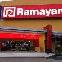Photo taken at Ramayana Supermarket by Endi G. on 1/30/2013