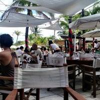 Photo taken at Nikki Beach Miami by Alesha . on 12/16/2012