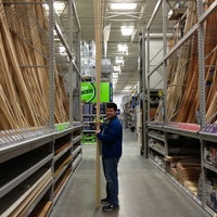Photo taken at Lowe's Home Improvement by Cassie B. on 1/6/2013