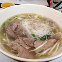 Photo taken at Pho Saigon Noodle & Grill by BB C. on 12/2/2012