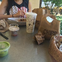 Photo taken at Chipotle Mexican Grill by Jim T. on 9/27/2014