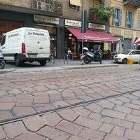 Photo taken at La Bottega del Vino by Stefano C. on 5/10/2014