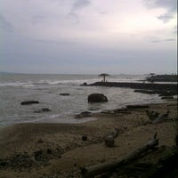 Photo taken at Mercusuar Anyer by NineShe on 2/22/2013