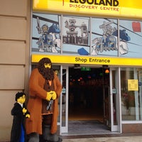 Photo taken at Legoland Discovery Centre by Indra U. on 8/15/2014