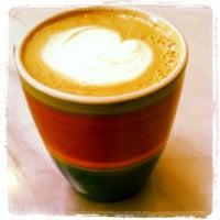 Photo taken at Spasso Coffeeshop by Kat G. on 3/30/2013
