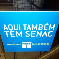 Photo taken at Senac by MotoTuristas on 10/15/2012