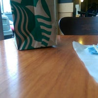 Photo taken at Starbucks by jason on 3/27/2015