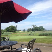 Photo taken at Quidnessett Country Club by Nick S. on 6/29/2013