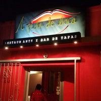 "Photo taken at A Pedir de Boca Tapas Place by WILFREDO ""WILO"" R. on 10/23/2014"