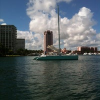 Photo taken at Lake Boca Raton by Brian B. on 11/17/2012