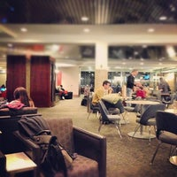 Photo taken at American Airlines Admirals Club by Steven B. on 12/27/2012