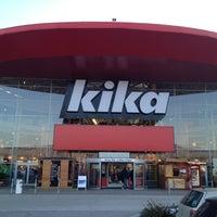Photo taken at Kika by Marek Z. on 12/9/2012