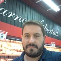Photo taken at Hipermercado Libertad by Flavio T. on 3/8/2013