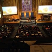 Photo taken at Christ Church by Benjamin G. on 6/29/2014