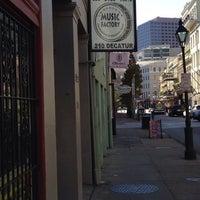 Photo taken at Louisiana Music Factory by Tamra W. on 11/29/2013