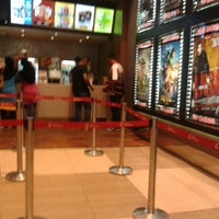 Photo taken at TGV Cinemas by CheAbang B. on 6/9/2013