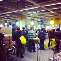 Photo taken at IKEA by StuDoList on 11/4/2012