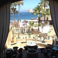 Photo taken at ME Cabo by Berton R. on 5/23/2013