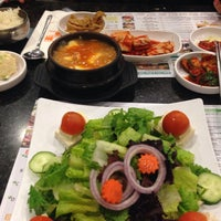 Photo taken at BCD Tofu House by Aimsauce Y. on 12/13/2014