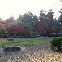 Photo taken at Shinzen Japanese Garden by Rachel H. on 11/26/2012