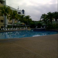 Photo taken at Hotel Aqua Vi Suites by Freddy Jose D. on 1/2/2013
