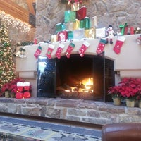 Photo taken at Cheyenne Mountain Resort by Courtney A. on 12/12/2012