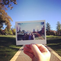 Photo taken at Harrison Hall by Meghan Kathleen on 10/19/2014