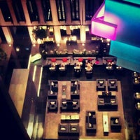 Photo taken at Jumeirah Carlton Tower by Nadya C. on 1/11/2013