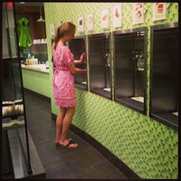 Photo taken at Yogurtland by erika c. on 4/13/2013