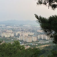 Photo taken at 후곡산 느티나무 쉼터 by sesajoon on 7/1/2014