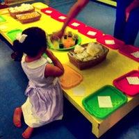 Photo taken at Espoleta Buffet Infantil by Marcus O. on 3/24/2013