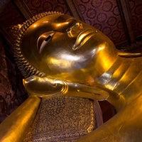 Photo taken at Wat Pho by Arun S. on 3/18/2013