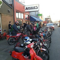 Photo taken at Angelo's by jason k. on 2/16/2013
