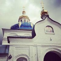 Photo taken at Свято-Знаменский Абалакский монастырь by Elena S. on 5/3/2013