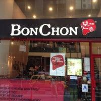 Photo taken at Bonchon Chicken by Krakatau B. on 7/7/2013