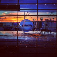 Photo taken at Detroit Metropolitan Wayne County Airport (DTW) by Dave T. on 5/7/2013