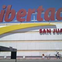 Photo taken at Libertad by Martin K. on 12/23/2012