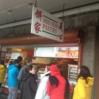 Photo taken at Mee Sum Pastry by @MiVidaSeattle on 11/13/2012