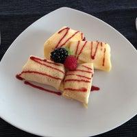 Photo taken at SHMS French restaurant by Burak S. on 11/19/2012