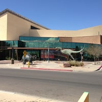 Photo taken at New Mexico Museum of Natural History & Science by Joshua H. on 3/31/2013