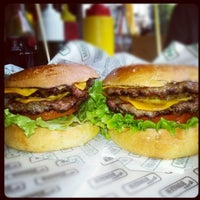 Photo taken at Mano Burger by nevin h. on 2/17/2013
